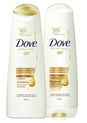 tried this recently & I think it's the best shampoo/conditioner for my type of hair