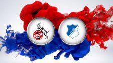 Fußball: Bundesliga 1. FC Köln - 1899 Hoffenheim, 30. Spieltag