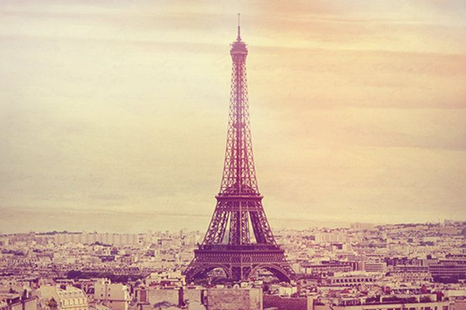 vintage eiffel tower tumblr - photo #7