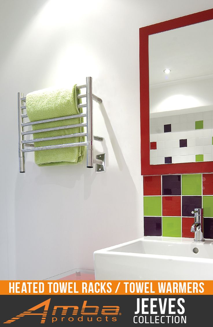 22 best Jeeves Collection - Heated Towel Racks by Amba Products ...