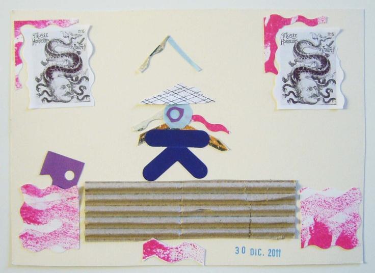 Workshop 'Art to give' (Taller 'Arte para regalar'), 2011