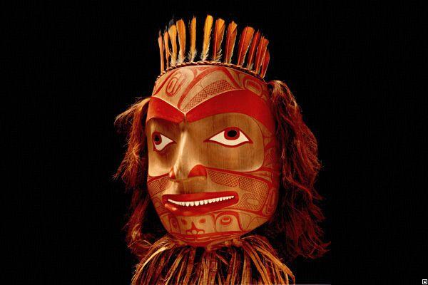 A A D Df D A D D Fd on Haida Indian Villages In Alaska