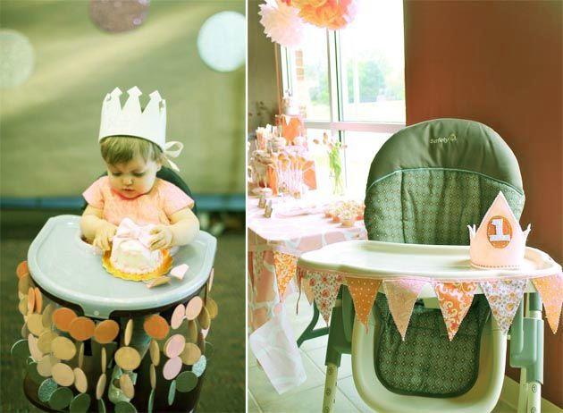 """Первое день рождение """"Маленький принц""""   http://www.babyroomblog.ru/"""
