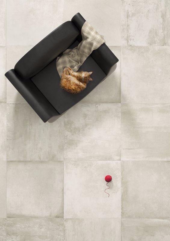 21 best Carrelage sur plot extérieur en 2 cm effet béton images on - Dalle De Beton Exterieur