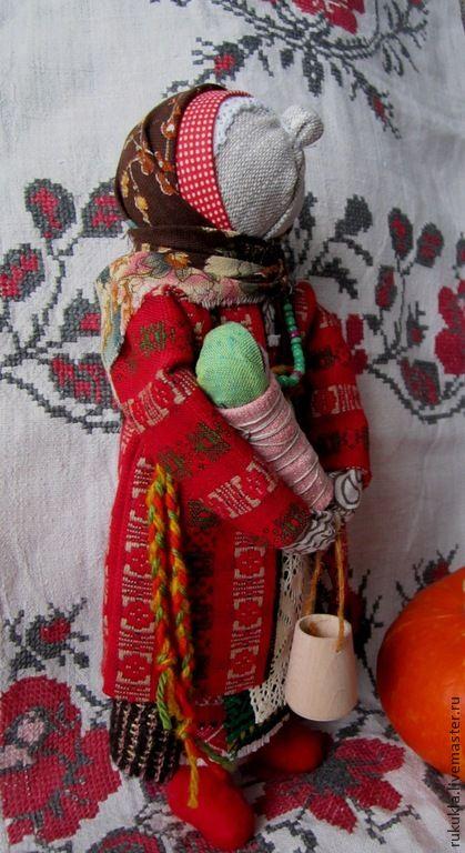 Бабушка-Нянюшка - бабушка,народная кукла,народная традиция,кукла ручной работы