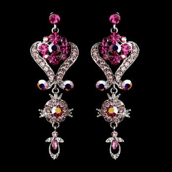 52 best Pageant earrings images on Pinterest | Pageant earrings ...