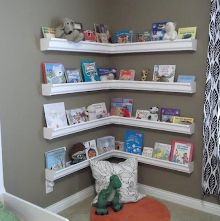 Kid corner - in basement?