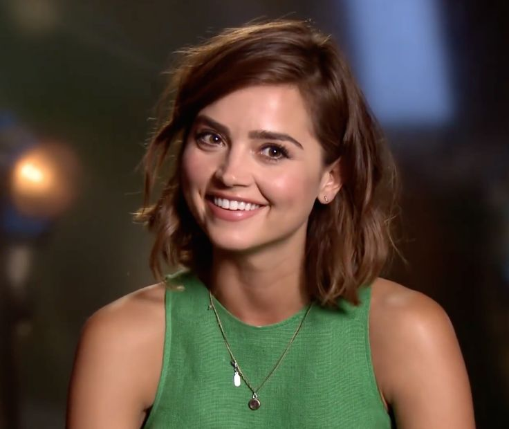 Blogtor Who: Doctor Who Series 9 interview: Jenna Coleman
