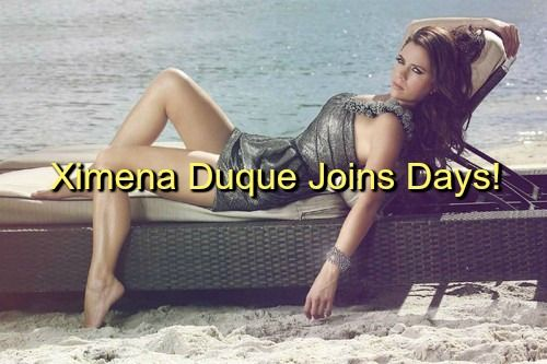 Days of Our Lives Spoilers: Ximena Duque Joins DOOL Cast – Where Does New Character Blanca Fit In?