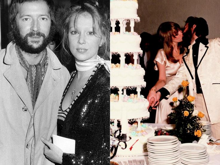 Eric Clapton started dating model Patti Boyd in 1975 and the two eventually got married in 1979. The couple tried numerous times to conceive a child but never succeeded, even after trying in vitro fertilization. Throughout their marriage, Clapton was unfaithful to Boyd numerous times, and even fathered two children with two different women while still married. They eventually divorced later in 1988 following an affair with Italian model Lory Del Santo.