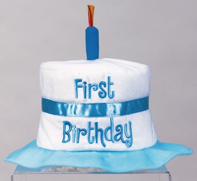 Hoed taart eerste verjaardag: 259601+