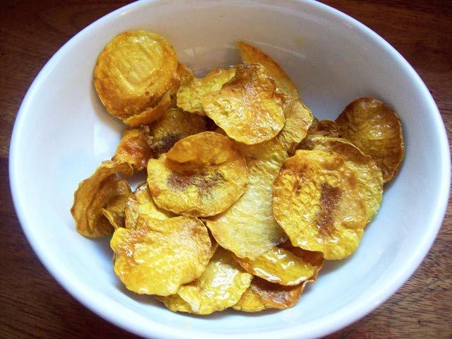 Make Healthy, Tasty Butternut Squash Chips in Your Oven