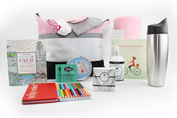 Women's Chemotherapy Gift Tote