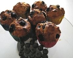 Find an easy Blueberry muffin recipe in Kidspot's New Zealand's best recipe finder. This recipe uses frozen berries and simple pantry ingredients.