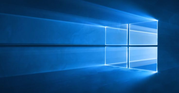 When Windows 10 launches on July 29, pay special attention to the default desktop background.