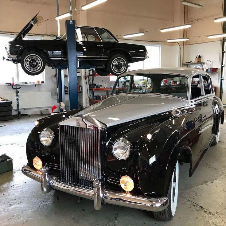 1961 Silver Bentley S2 Classic Limo Gallery Vintage: Best 25+ Rolls Royce Silver Cloud Ideas On Pinterest