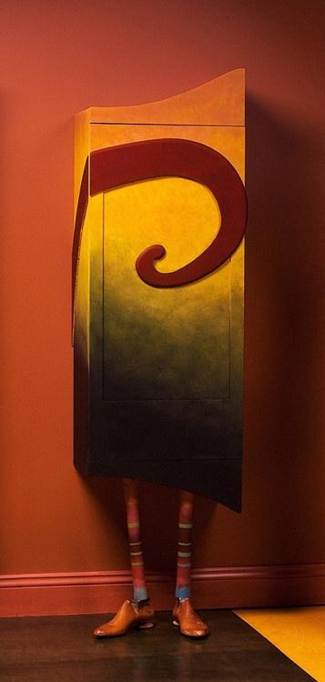 """Roxy"" Cabinet - Meg Romero Studio"