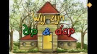 dip en dap gaan boodschappen doen - YouTube