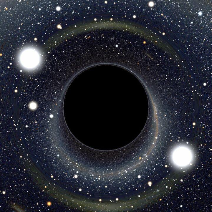 black hole back - photo #18