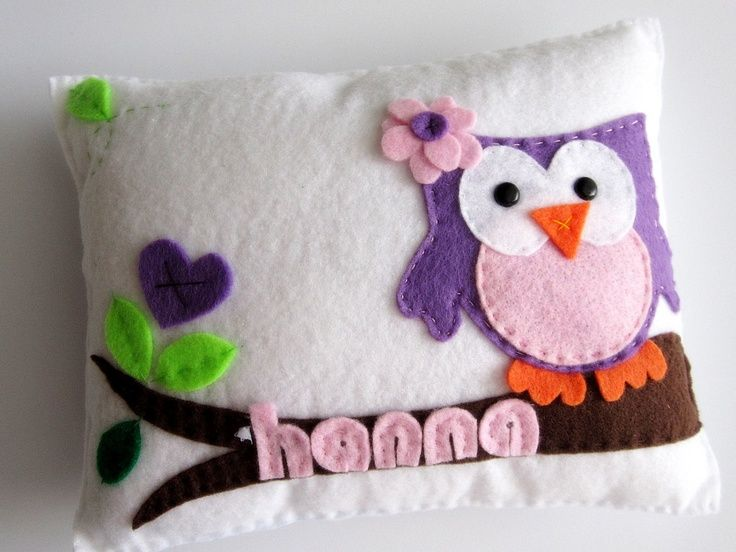 owl pillowcase with boy name - Google Search & 55 best Stuffed Animal or Pillow Ideas for Boys images on ... pillowsntoast.com