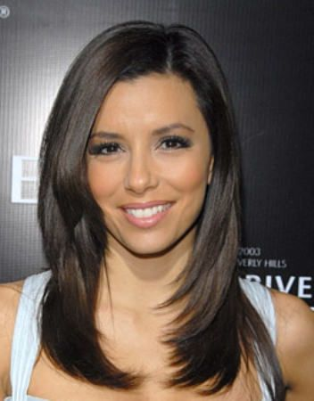 eva longoria hairstyles | Pleasing Eva Longoria Hairstyle