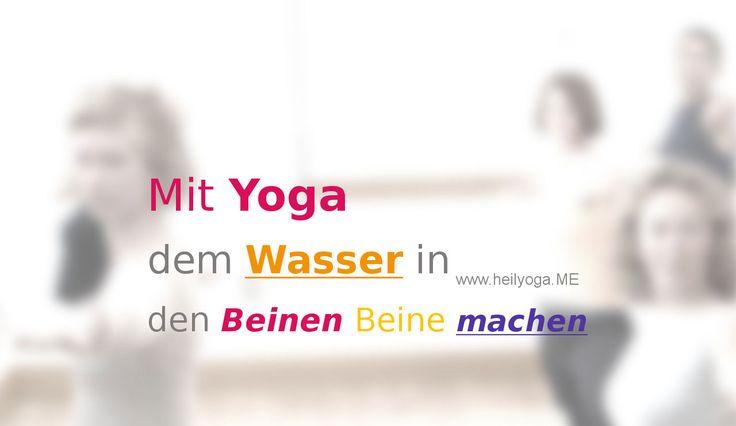 Inhalte★★★ Für Eilige … die Video-Zusammenfassung ★★★#1 Pavanamuktasana-Übungen mobilisieren das Wasser#2 Standhaltungen aktivieren die Muskelpumpe in den Beinen#3 Rückenlage mit Beinen an der Wand, damit das mobilisierte Wasser ablaufen kannWasser in den Beinen ist nicht nur unangenehm. Das will man weg haben. Hier gibt's einige Yoga-Übungen, die helfen das Wasser aus den Beinen wieder raus …
