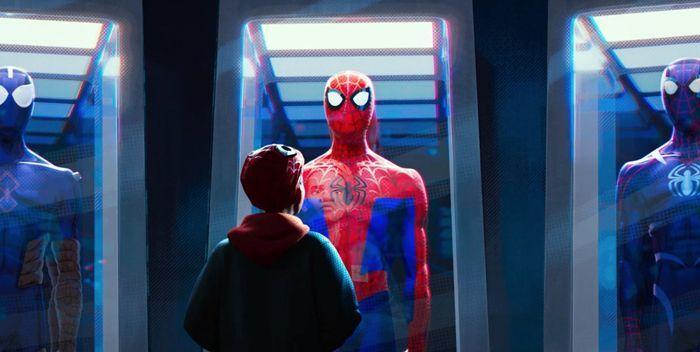 Spider Man Un Nuevo Universo Crítica De La Película En Filmfilicos Spider Man Spider Verse Man