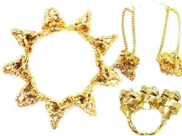 I gioielli sofisticati di Imogen Belfield il nuovo talento di Londra