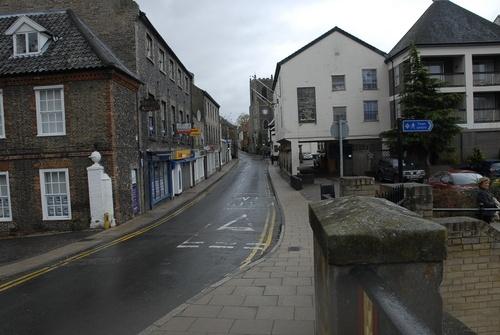 Thetford, England -lived for 6 mo
