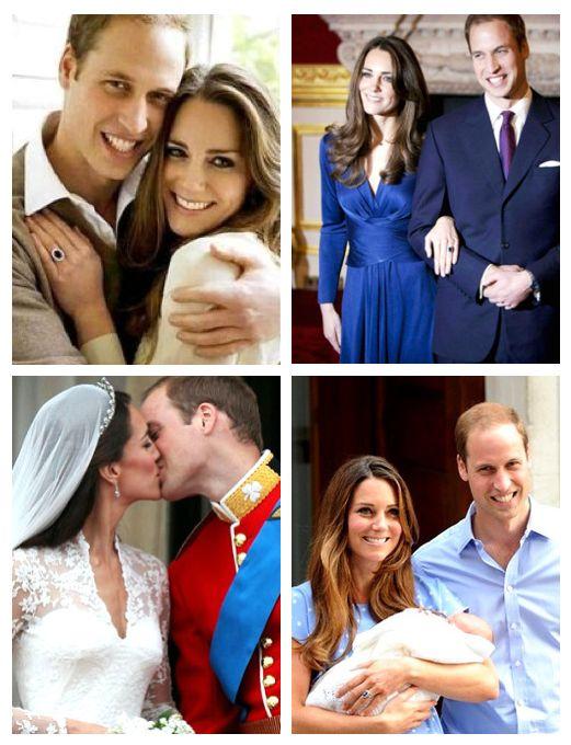Royal milestones