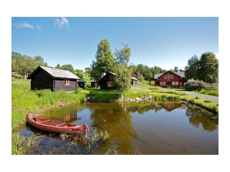 Valdres, a Luxury Home for Sale in Other Cities In Norway , Cities In Norway -   Christie, Visit the website and look at the amazing chimney