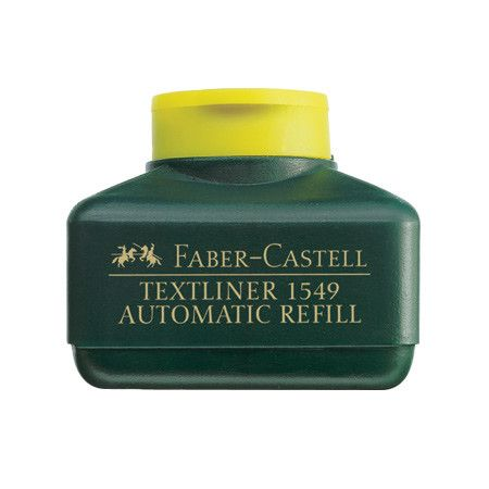 Faber-Castell 1549 Automatic Highlighter Refill. Refills the the Faber-Castell Textliner.