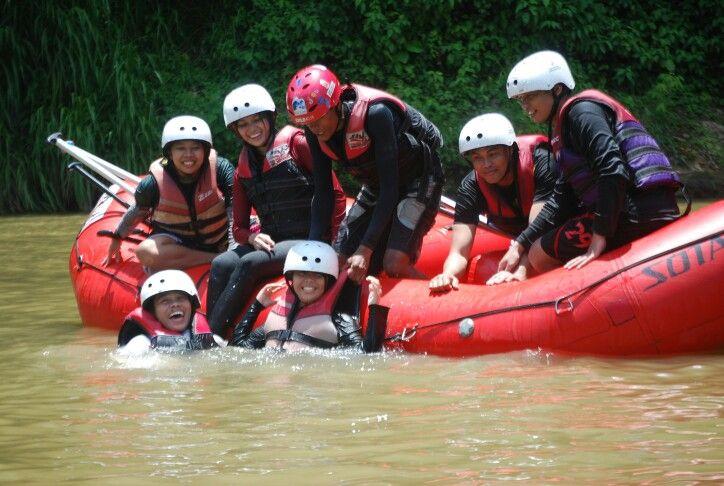 river rafting @ cagayan de oro river, phil