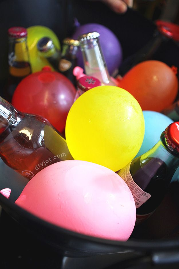 Best 25 frozen water balloons ideas only on pinterest for Fun things to do with water balloons