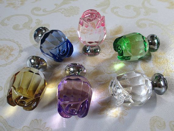 Cheap Drawer Knobs Buy Quality Dresser Drawer Knobs Directly From China Knob Pull Handle Suppliers Rose Glass Crystal Dresser Drawer Knobs Pulls Handles