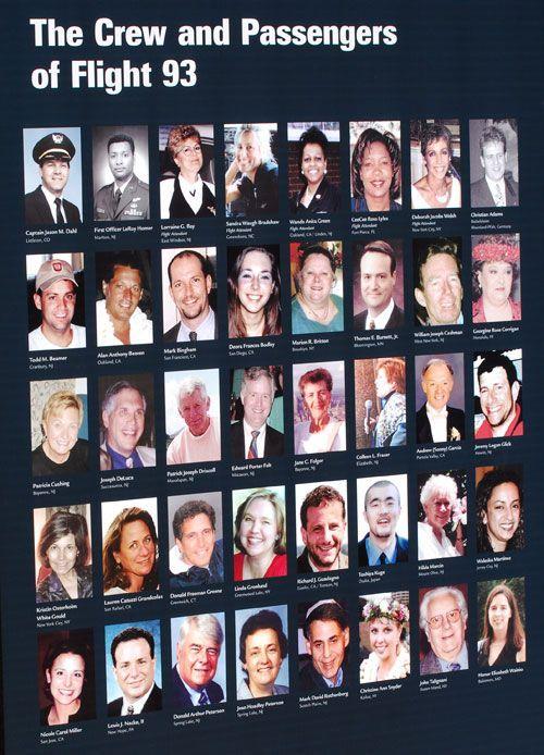 The Crash of United Flight 93 on September 11 2001 Terrorist Attacks