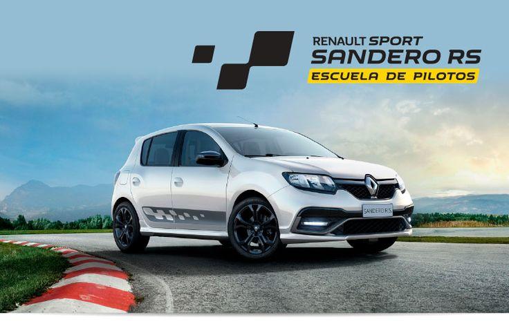 Escuela de Pilotos Renault Sandero