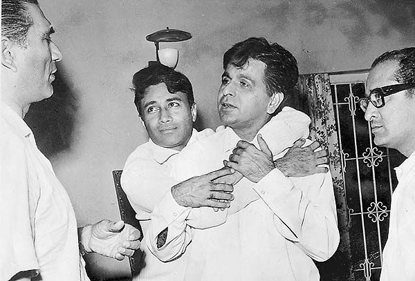 Legends of #Bollywood... The #DilipKumar and The #DevAnand together