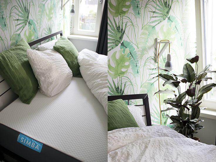 Simba op safari! Heerlijk slapen op het Simba matras in een mooie slaapkamer, wat wil je nog meer?