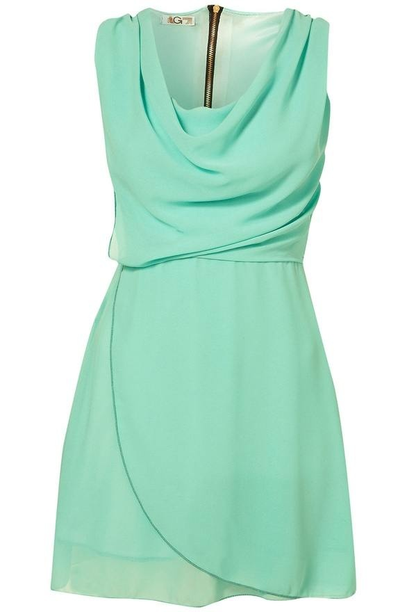 Cutest mint dress ever!!