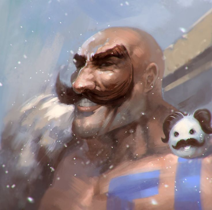 Braum : : The heart is the strongest muscle by zippo514 on DeviantArt