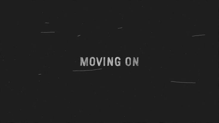 "Student project i did at The Royal Danish Academy of Fine Arts. Animated visualization of the Essay ""Moving On"" by Nora Ephron."