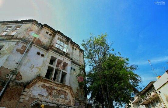 #kotatua #building #jakarta