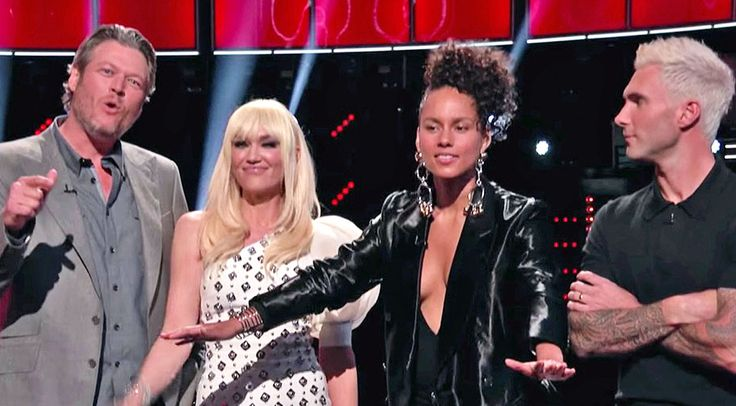Country Music Lyrics - Quotes - Songs The voice - Blake Shelton Gets All Tongue-Tied In Front Of Gwen Stefani On 'The Voice' - Youtube Music Videos https://countryrebel.com/blogs/videos/blake-shelton-gets-all-tongue-tied-in-front-of-gwen-stefani-on-the-voice