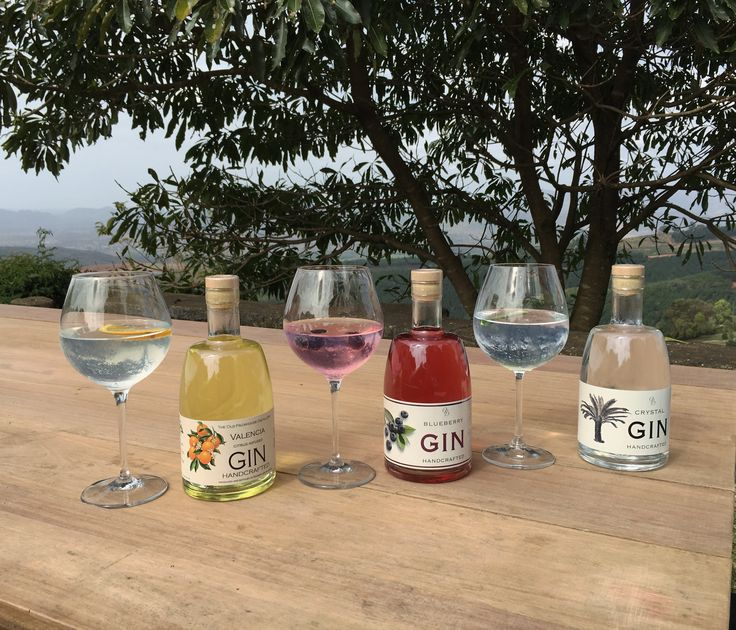 Fine Gin in a fine setting. The Old Packhouse Distillery