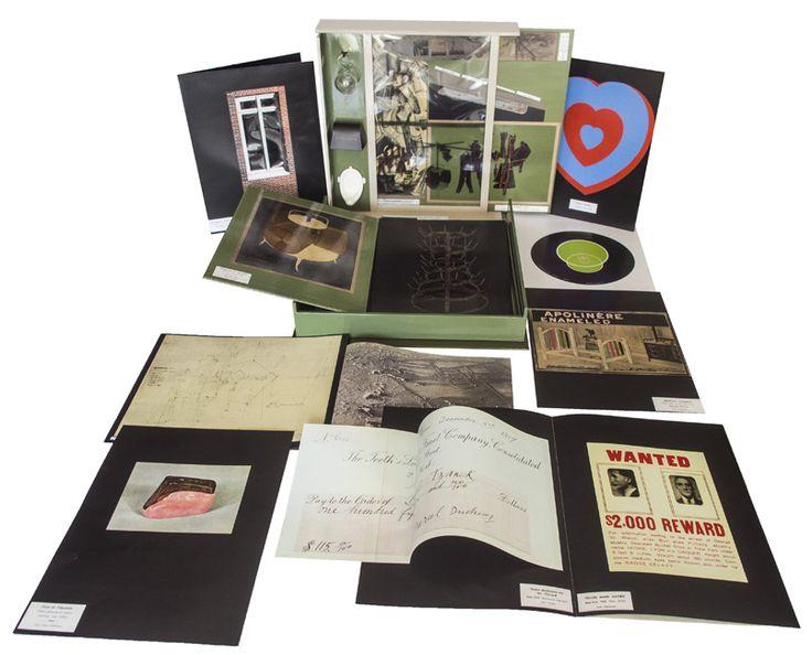 Museum in a Box von Marcel Duchamp - Buchhandlung Walther König