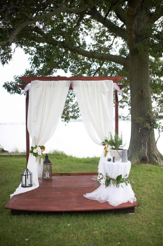 292 best images about Outdoor/Backyard Wedding Ideas on ...