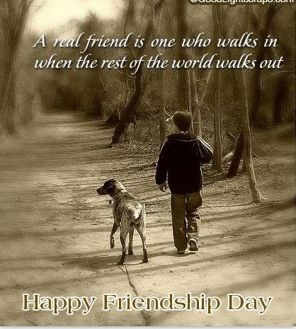 inspirational images of Friendship Day