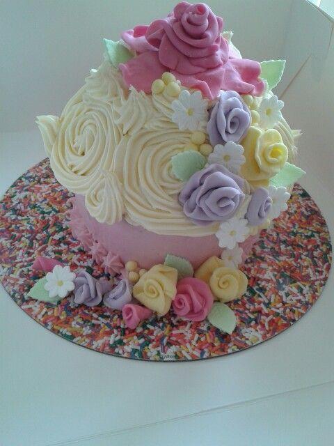 Poppy's birthday cake