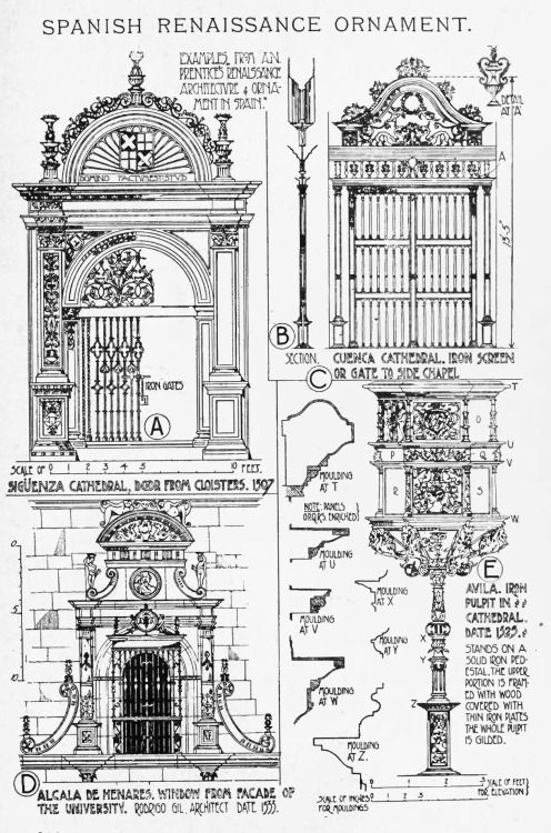 158 best images about architectural elements orders for Baroque architecture elements
